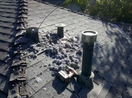 We do dryer vent cleaning in Fresno, Clovis, Visalia, Madera.