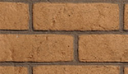 Heritage Brown Stacked Brick Liner F2909
