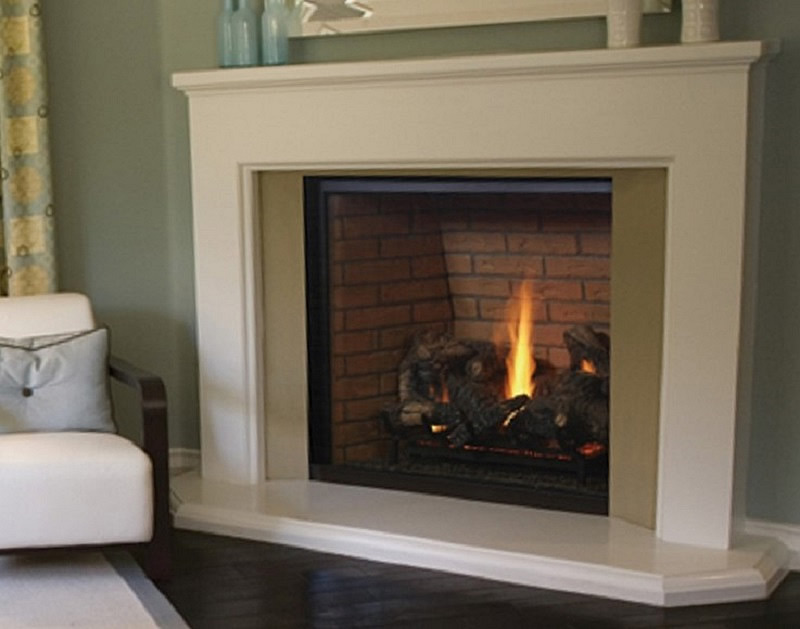 Montebello dlx 40 for Montebello fireplace