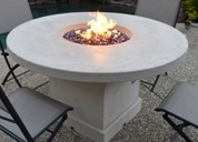 Hearthco Mount Lassen Gas Fire Table