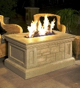 American Fyre Designs - Rectangle Fire Table