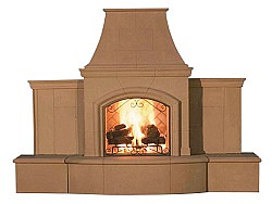 Outdoor Fireplace Page